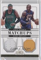 Kobe Bryant, Paul Pierce /99