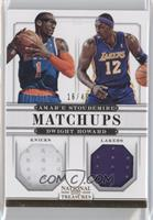 Amar'e Stoudemire, Dwight Howard /49