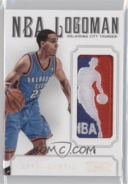 2012-13 Panini National Treasures NBA Logoman #39 - Kevin Martin /4