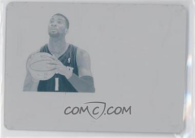 2012-13 Panini National Treasures Printing Plate Cyan #159 - Andre Drummond /1