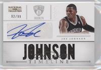 Joe Johnson /99