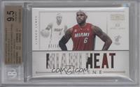 LeBron James /10 [BGS 9.5]