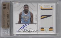 Group I Rookies 2011 Rookies - Kenneth Faried /199 [BGS 9.5]