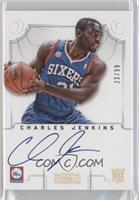 Group I Rookies Autographs - Charles Jenkins /99