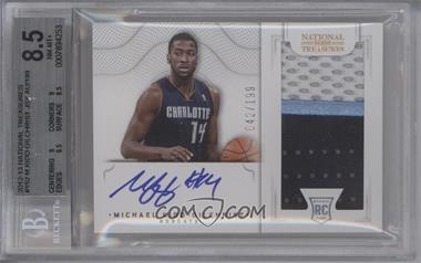 2012-13 Panini National Treasures #152 - Michael Kidd-Gilchrist /199 [BGS 8.5]
