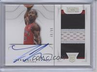 Group II Rookies 2012 Rookies - Terrence Ross /99