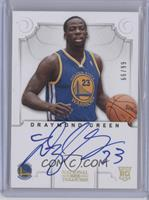 Group II Rookies Autographs - Draymond Green /99