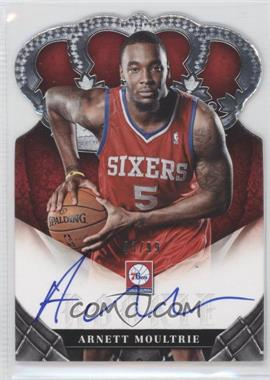 2012-13 Panini Preferred Crown Royale Signatures #453 - Arnett Moultrie /99