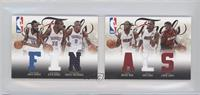 Dwyane Wade, James Harden, Chris Bosh, Kevin Durant, LeBron James, Russell West…