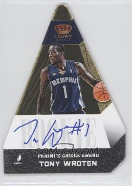 2012-13 Panini Preferred Panini's Choice Award Gold #547 - Tony Wroten /10