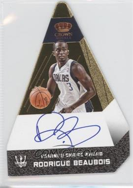 2012-13 Panini Preferred Panini's Choice Award Gold #82 - Rodrigue Beaubois /10