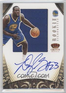 2012-13 Panini Preferred Rookie Silhouettes #352 - Draymond Green /99