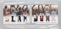 Clyde Drexler, Dominique Wilkins, Dwight Howard, LeBron James, Andre Iguodala, …