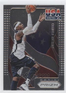 2012-13 Panini Prizm - USA Basketball #12 - Carmelo Anthony