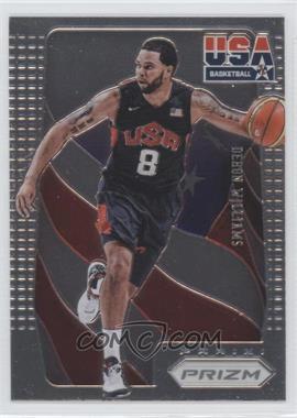 2012-13 Panini Prizm - USA Basketball #5 - Deron Williams