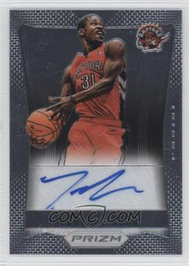 2012-13 Panini Prizm Autographs #20 - Terrence Ross