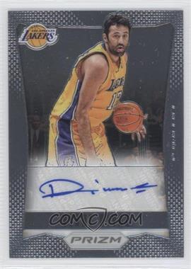 2012-13 Panini Prizm Autographs #43 - Vlade Divac