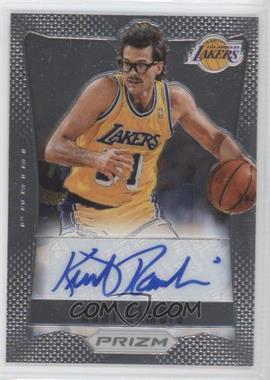 2012-13 Panini Prizm Autographs #53 - Kurt Rambis