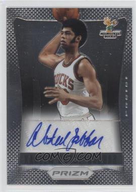 2012-13 Panini Prizm Autographs #54 - Kareem Abdul-Jabbar