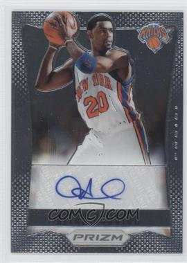 2012-13 Panini Prizm Autographs #70 - Allan Houston