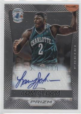 2012-13 Panini Prizm Autographs #74 - Larry Johnson