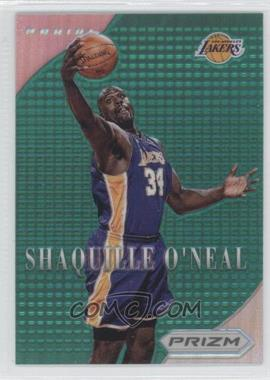 2012-13 Panini Prizm Most Valuable Players Green #9 - Shaquille O'Neal