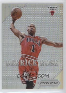 2012-13 Panini Prizm Most Valuable Players Prizms #2 - Derrick Rose