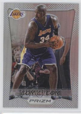 2012-13 Panini Prizm Prizms #166 - Shaquille O'Neal