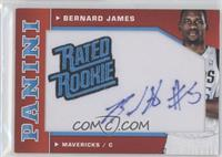 Bernard James /50