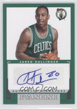 2012-13 Panini Rookie Signatures [Autographed] #17 - Jared Sullinger