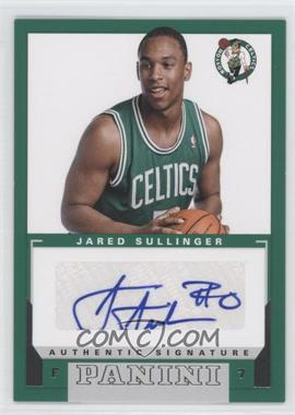 2012-13 Panini Rookie Signatures #17 - Jared Sullinger