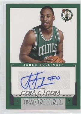 2012-13 Panini Rookie Signatures #17 - Jared Sullinger