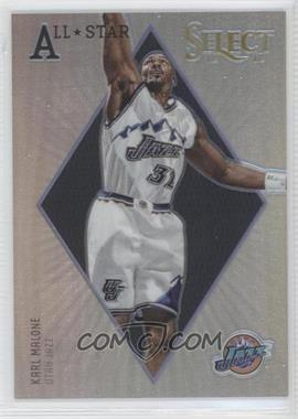 2012-13 Panini Select - All-Star Selections - Prizms #18 - Karl Malone /25