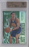 Klay Thompson /15 [BGS 10]