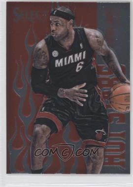 2012-13 Panini Select Hot Stars #5 - Lebron James