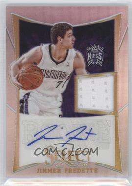 2012-13 Panini Select Prizms #245 - Jimmer Fredette /199