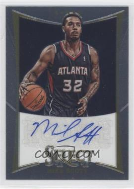 2012-13 Panini Select #227 - Mike Scott /449