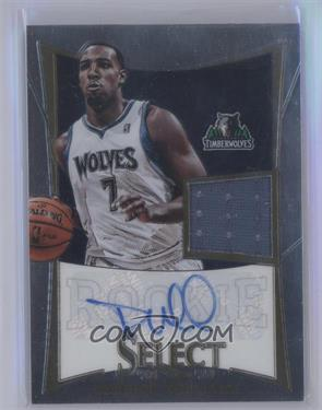 2012-13 Panini Select #237 - Derrick Williams /149 [Mint]