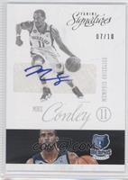 Mike Conley (Black Shoes) /10