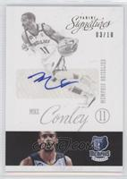 Mike Conley (White Shoes) /10