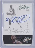 Marvin Williams /5