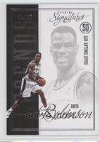 David Robinson /25