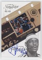 Anthony Morrow /49