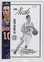 Steve Nash /5