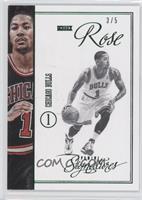 Derrick Rose /5