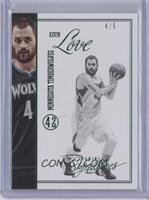 Kevin Love /5