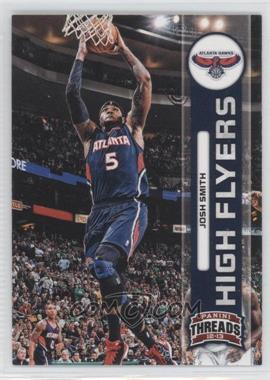 2012-13 Panini Threads - High Flyers #7 - Josh Smith