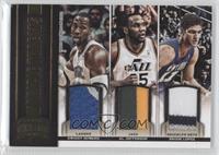Al Jefferson, Brook Lopez, Dwight Howard /25