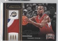 Randy Foye /25