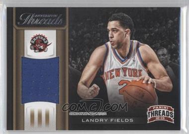 2012-13 Panini Threads Authentic Threads #35 - Landry Fields